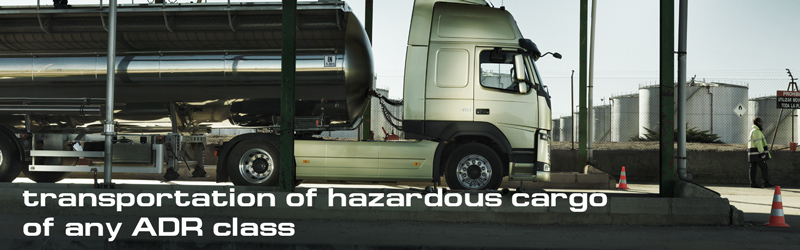 transportation of hazardous cargo